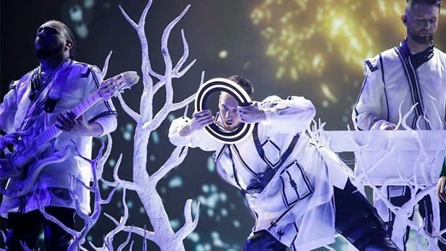 номер Go-A на Євробачення