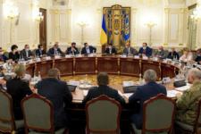 СНБО проведет дополнительную проверку трех воров в законе, которые жалуются на санкции