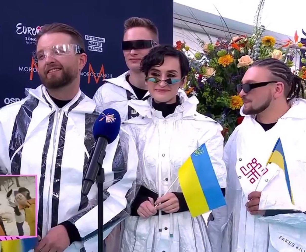 Євробачення 2021: в нідерландському Роттердамі пройшла церемонія відкриття