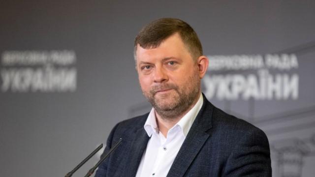 Рада переголосує закон про олігархів, щоб усунути неточності – Корнієнко