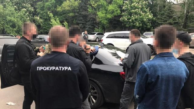 Затримання судді в Слов'янську
