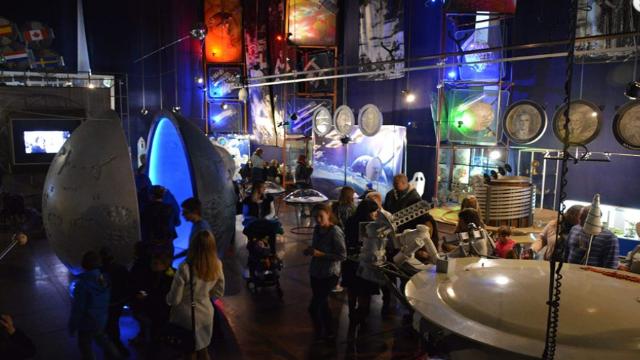 Музей космонавтики імені Корольова