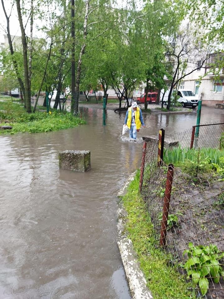 Ковель і Червоноград затопило: ФОТО і причина