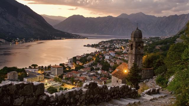 чорногорія відпочинок