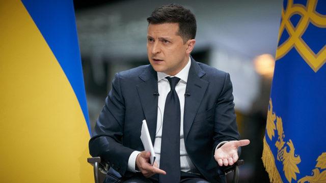 Війна на Донбасі: Зеленський пояснив, чому конфлікт не закінчився за рік