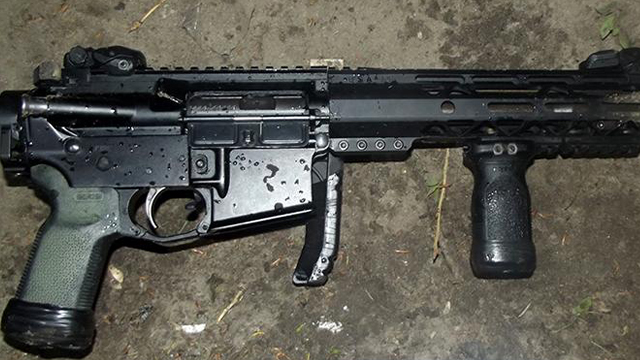 У Києві затримали чоловіка, який почав стріляти в людей на вулиці – ФОТО