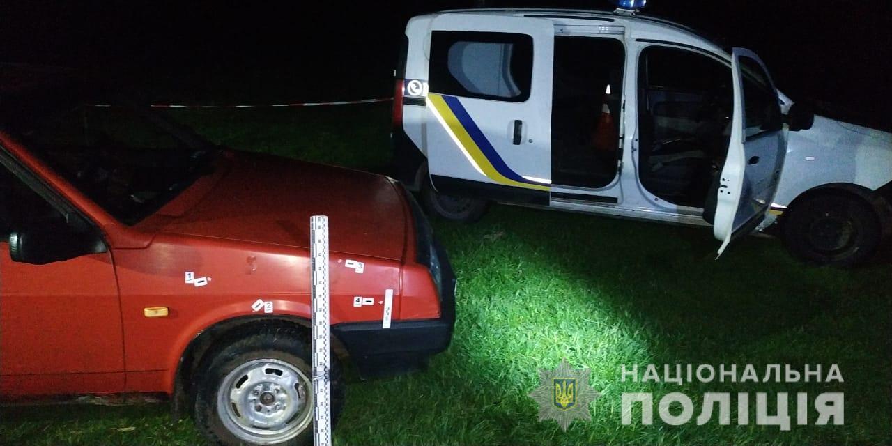 На Львівщині 19-річний хлопець, який вирубував ліс, обстріляв поліцію та лісників