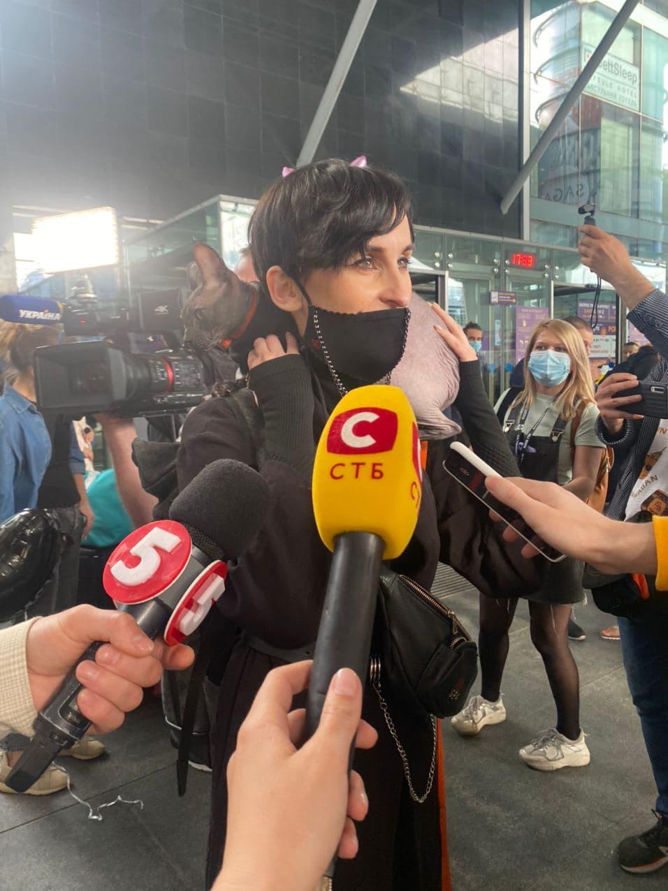 Go-A повернулися до Києва: як зустрічали українську групу