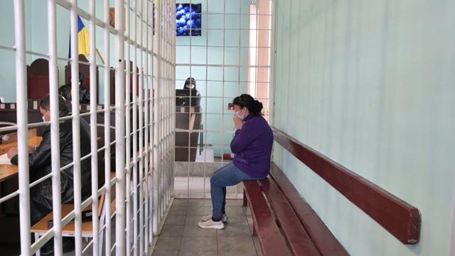 Вбивство в Вінницькій області: матір зарізала рідного сина (ВІДЕО)