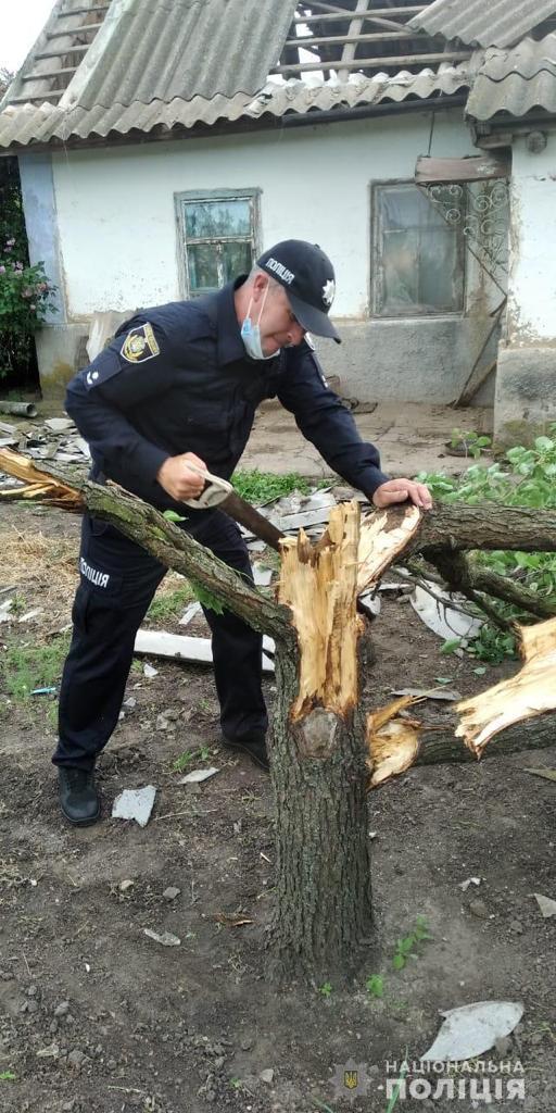 На Херсонщині пронісся торнадо: які наслідки