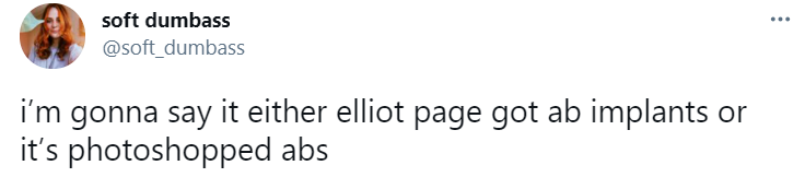 Елліот (Еллен) Пейдж показав ФОТО преса – реакція мережі