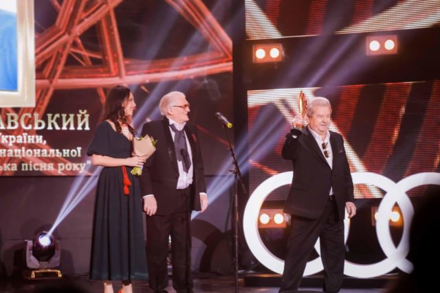 Михайло Поплавський став володарем титулу Людина року