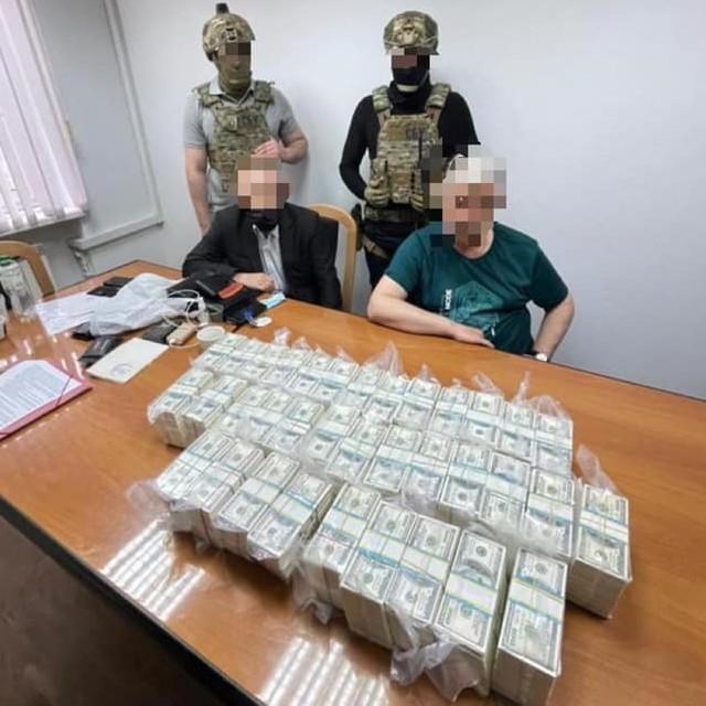 Хабар_Кіровоград
