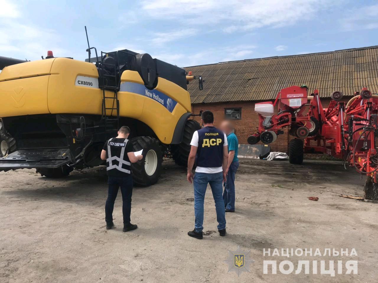 Рейдерство на 200 млн грн – на Харківщині затримали угруповання