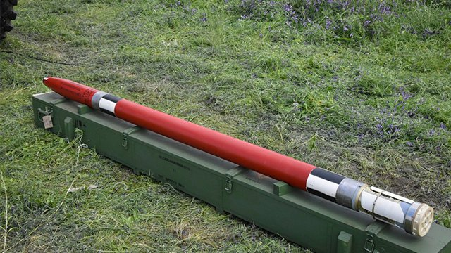 Випробування новітніх українських снарядів для Градів – ФОТО