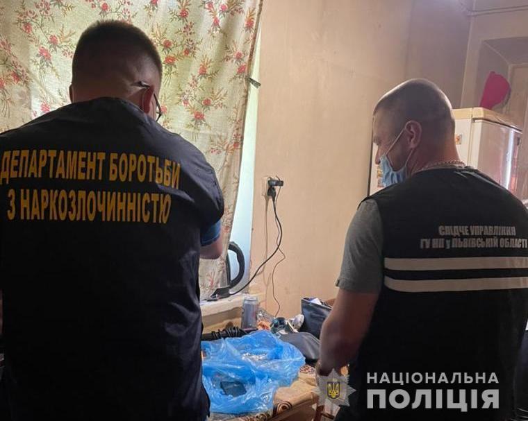 Продаж героїну – у Львові затримали злочинне угруповання