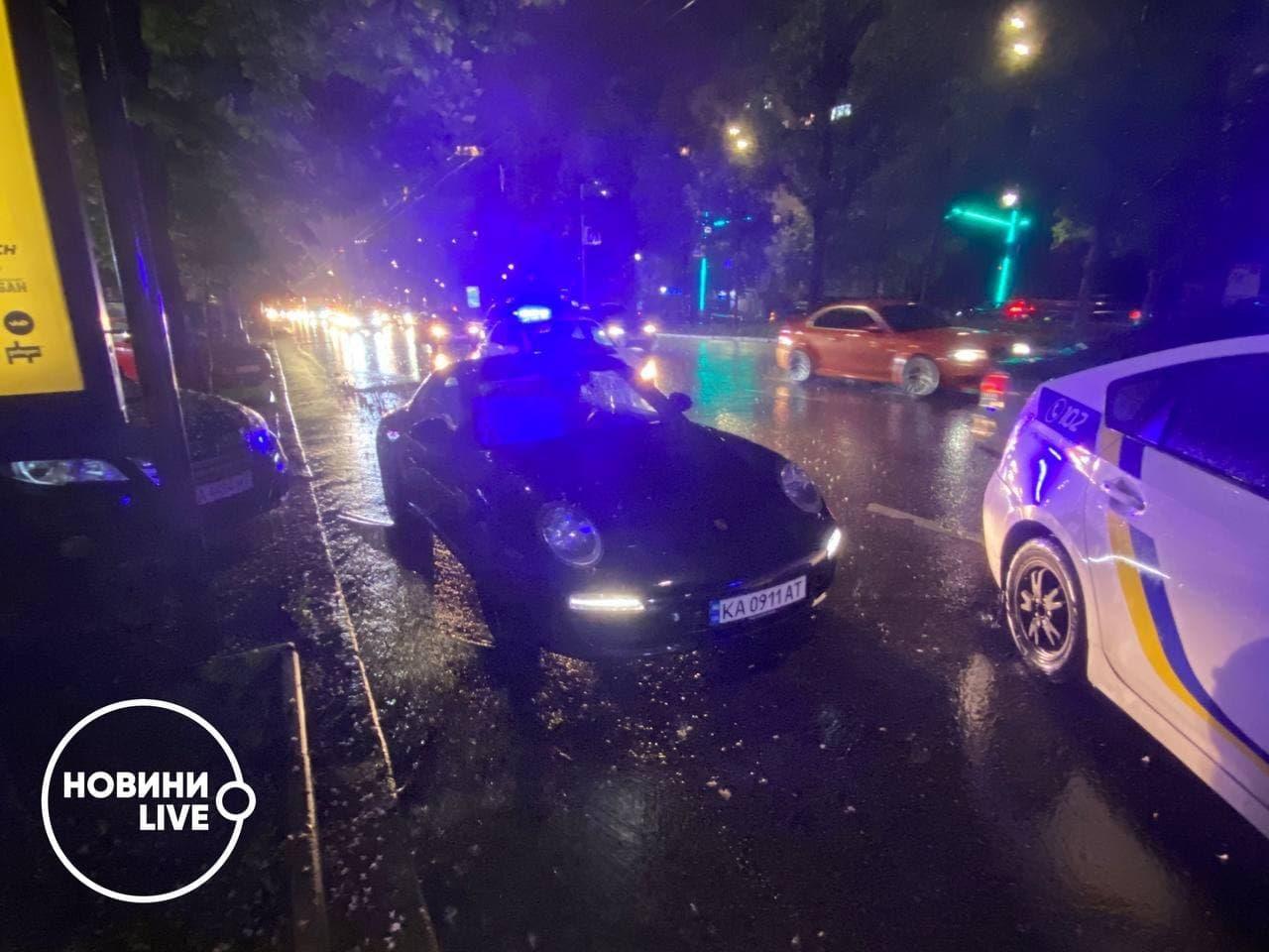 Чинив опір поліцейським: у Києві затримали екс-захисника донецького Шахтаря