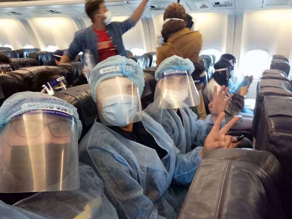 Україна відправила в Делі перший рейс із гуманітарною допомогою для Індії