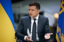 Стратегические предприятия должны остаться в Украине: Зеленский о Мотор Сич
