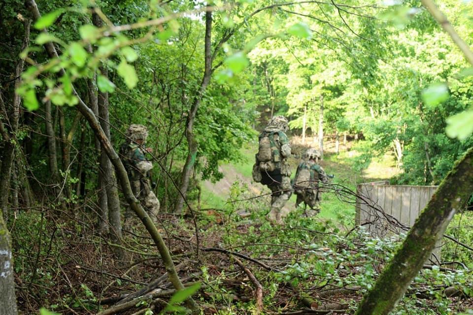 В Угорщині розпочалися навчання Saber Guardian 2021 за участю українських військових