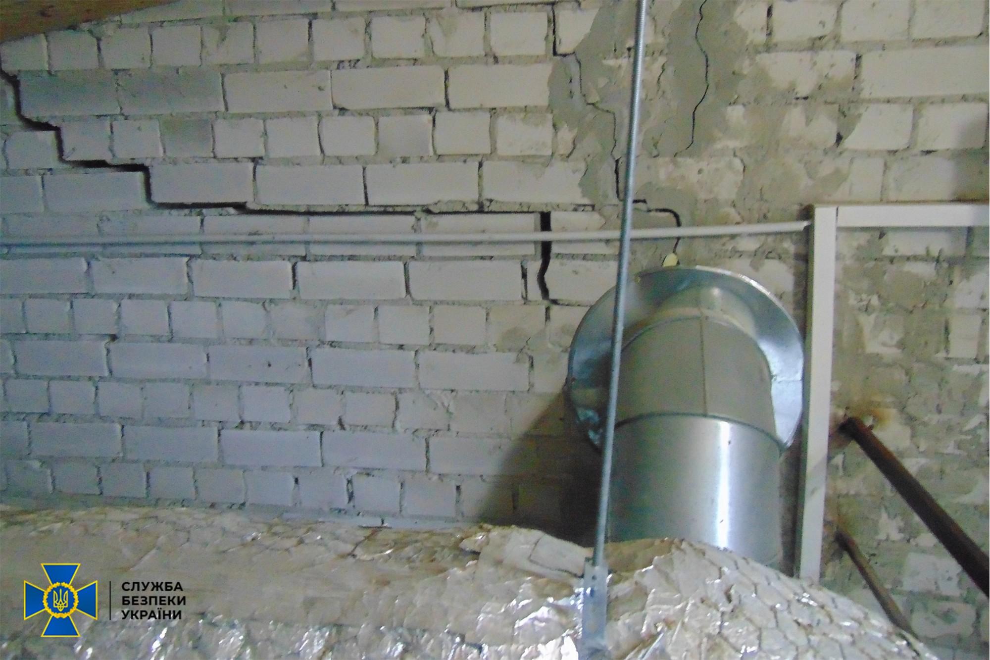 Під Житомиром на будівництві бази ЗСУ розтратили 5,5 млн грн, об'єкт втрачено