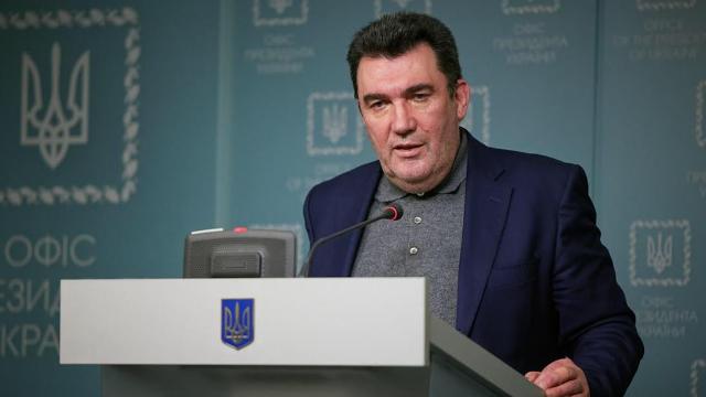 Олексій Данілов - секретар РНБО