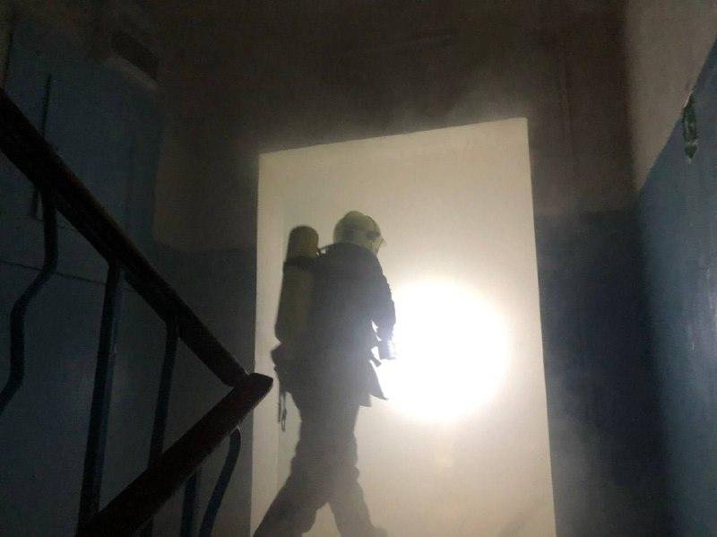 Пожежа у гуртожитку Одеси