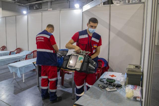 Харків і Одеса відкриють додаткові лікарні для хворих на коронавірус
