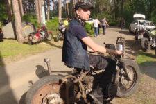На фестиваль Тарасова гора під Черкасами зібралися байкери з п'яти країн