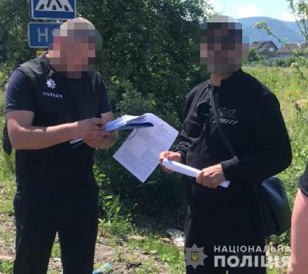 Фігурант санкційного списку: поліція затримала закарпатського кримінального авторитета