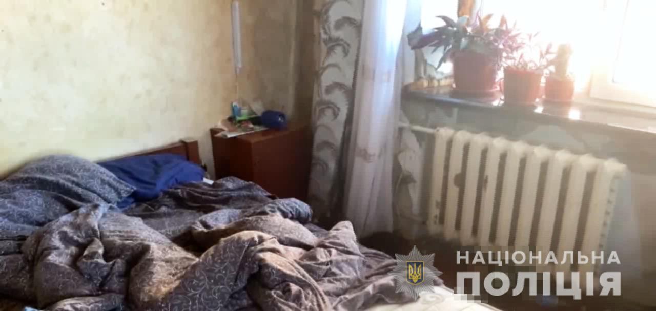 В Одесі затримали жінку за вбивство колишнього чоловіка