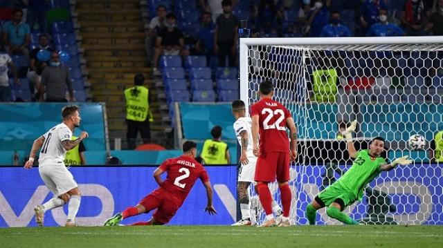 Італія розгромила Туреччину в стартовому матчі на Євро-2020