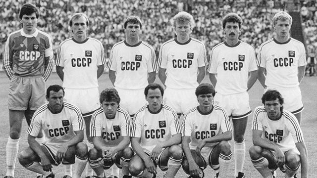 Українці на Євро: хто піднімав трофей та секрет успіху команди Лобановського у 1988