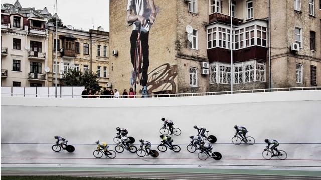 Куда поехать в Киеве на велосипеде — лучшие маршруты