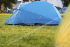 Власти Литвы строят палаточный городок для беженцев из Беларуси