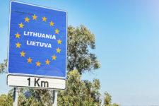 Литва побудує стіну на кордоні з Білоруссю для стримування потоку мігрантів
