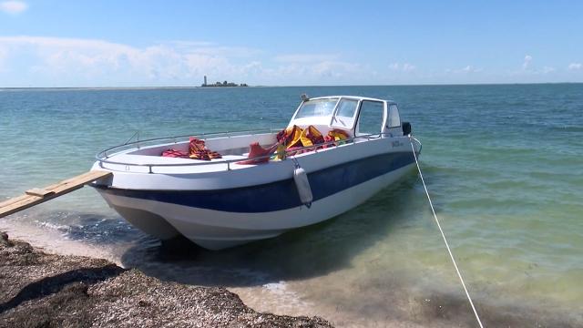 Мандруй Україною: ціни та що подивитися на острові Бірючий на Херсонщині