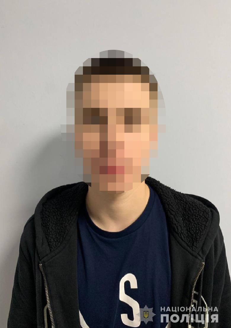 У Києві затримали компанію молоді, яка викрала та побила таксиста