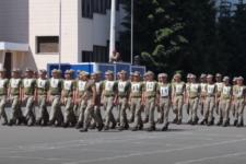 Готовят новый шаг: военные начали репетиции парада ко Дню независимости