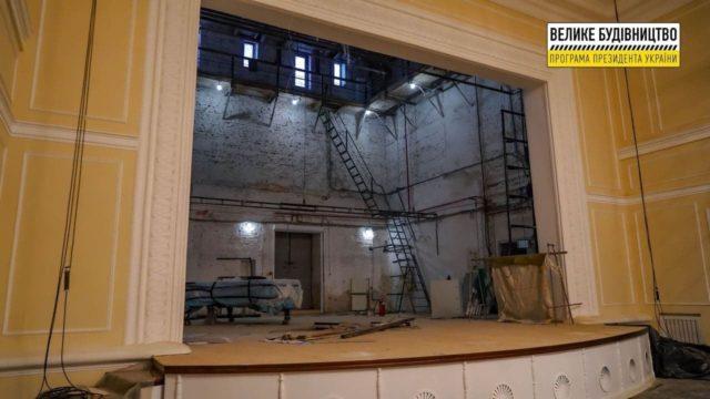 У Полтаві готуються до відкриття філармонії, яку відреставрували у рамках Великого будівництва