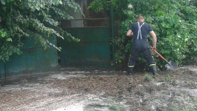 Затоплення в Харківській області