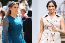 Снова в центре скандала: Меган Маркл и принцесса Беатрис не поделили имя ребенка