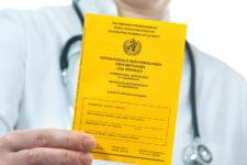 Как в Украине выдают свидетельства о вакцинации от Covid-19