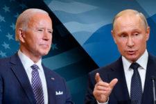 Хакерські атаки та допомога Сирії: Байден провів телефонну розмову з Путіним