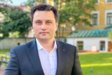 Ведущий Фактов.Спорт Андрей Ковальский получил награду За ответственное отцовство