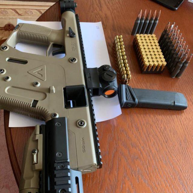 У Києві члени Муніципальної варти незаконно облаштували стрілецький полігон