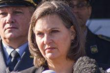 США проведут консультации с Украиной относительно видения Минских соглашений — Нуланд