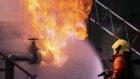 Пожежа на складі піротехніки: в центрі Москви сталося одразу кілька вибухів