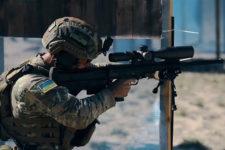 40 команд со всей Украины приняли участие в соревнованиях по тактической стрельбе на базе СБУ