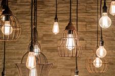 Люстри з дизайнерським рішенням: абажур як елемент декору